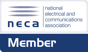 National Electrical and Communications Association Logo